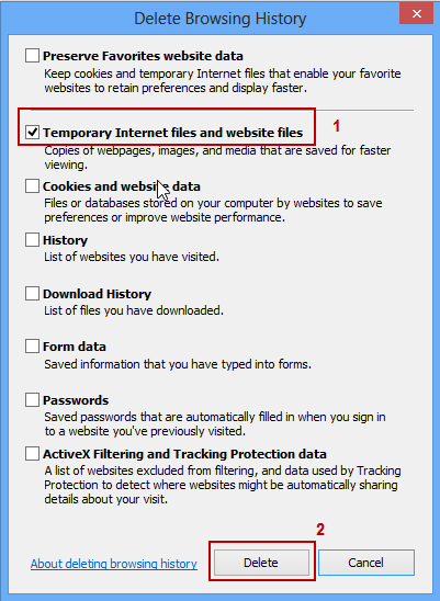 how to delete infected files in malwarebytes