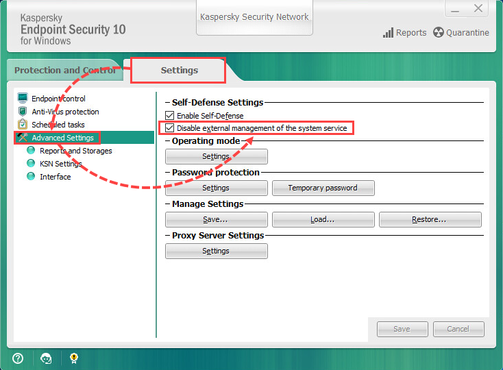 Kaspersky endpoint security 10 for mac uninstall